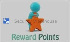 Secware Reward Points